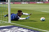 Torwart Marten Behrens (SV Darmstadt 98)<br /> <br /> - 24.07.2021 Fussball 2. Bundesliga, Saison 21/22, Spieltag 1, SV Darmstadt 98 - SV Jahn Regensburg, Stadion am Boellenfalltor, emonline, emspor, <br /> <br /> Foto: Marc Schueler/Sportpics.de<br /> Nur für journalistische Zwecke. Only for editorial use. (DFL/DFB REGULATIONS PROHIBIT ANY USE OF PHOTOGRAPHS as IMAGE SEQUENCES and/or QUASI-VIDEO)