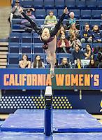 Stanford Gymnastics W vs NorCal Classic, January 9, 2017