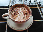 A perfect cup of cocoa on a rainy afternoon in Victoria