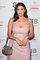 Imogen Thomas<br /> arriving for Caudwell Butterfly Ball 2019 at the Grosvenor House Hotel, London<br /> <br /> ©Ash Knotek  D3508  13/06/2019