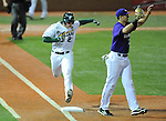 Tulane shuts out Northwestern State, 3-0, at Greer Field at Turchin Stadium.