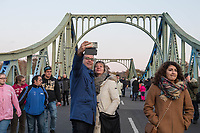 2019/11/10 Potsdam | Berlin | Glienicker Bruecke | Feier 30 Jahre Mauerfall