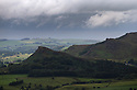 27/07/15<br /> <br /> Rain-laden clouds roll in over The Roaches near Leek, in the Staffordshire Peak District.<br /> All Rights Reserved: F Stop Press Ltd. +44(0)1335 418629   www.fstoppress.com.