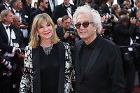 LUC PLAMONDON - RED CARPET OF THE FILM 'THE MEYEROWITZ STORIES (NEW AND SELECTED' AT THE 70TH FESTIVAL OF CANNES 2017