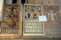 Tschechien, Prag, Antiquariat auf der Celetna