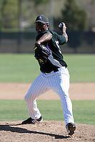 Edgmer Escalona - Colorado Rockies - 2009 spring training.Photo by:  Bill Mitchell/Four Seam Images