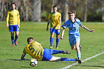 NELSON, NEW ZEALAND - MPL - Nelson Suburbs v Cashmere Tech. Saxton Field, Nelson, New Zealand. Sunday 30 August 2020. (Photo by Chris Symes/Shuttersport Limited)
