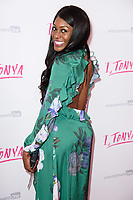 """Perri Shakes-Drayton<br /> arriving for the """"I, Tonya"""" premiere at the Curzon Mayfair, London<br /> <br /> <br /> ©Ash Knotek  D3377  15/02/2018"""