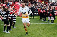 Photo: Richard Lane/Richard Lane Photography. Gloucester Rugby v Wasps. Gallagher Premiership. 23/03/2019. Wasps' Juan de Jongh.
