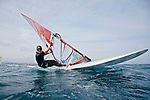 ISAF Sailing World Cup Hyères - Fédération Française de Voile. RSX Women, Charline Picon.