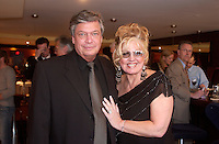Claude F Archambault, lawyer and former boyfriend of Michele Richard, singer (R)<br /> <br /> Photo :  (c)  Images Distribution
