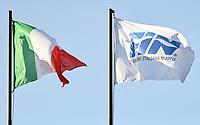Flags Italy FIN<br /> LEN European Junior Swimming Championships 2021<br /> Rome 2179<br /> Stadio Del Nuoto Foro Italico <br /> Photo Andrea Masini / Deepbluemedia / Insidefoto