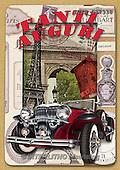Isabella, MODERN, MODERNO, paintings+++++,ITKE032338,#n# vintage car ,everyday