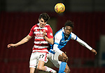 St Johnstone v Hamilton Accies…28.03.18…  McDiarmid Park    SPFL<br />Shaun Want and Matty Willock<br />Picture by Graeme Hart. <br />Copyright Perthshire Picture Agency<br />Tel: 01738 623350  Mobile: 07990 594431