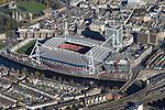 Millennium Stadium, Cardiff from the Air