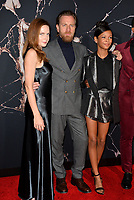 """LOS ANGELES, USA. October 30, 2019: Rebecca Ferguson, Ewan McGregor & Kyliegh Curran  at the US premiere of """"Doctor Sleep"""" at the Regency Village Theatre.<br /> Picture: Paul Smith/Featureflash"""