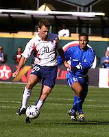 Brian Maisonnueve, Honduras vs USA, 2002.