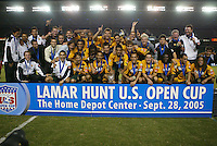 2005 US Open Cup