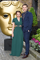 Jessica Ellerby and Nick Hendrix<br /> at the BAFTA Craft Awards 2017 held at The Brewery, London. <br /> <br /> <br /> ©Ash Knotek  D3255  23/04/2017