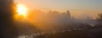 Sunrise, Pinebarrens, New Jersey