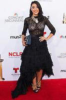 PASADENA, CA, USA - OCTOBER 10: Yvette Yates arrives at the 2014 NCLR ALMA Awards held at the Pasadena Civic Auditorium on October 10, 2014 in Pasadena, California, United States. (Photo by Celebrity Monitor)