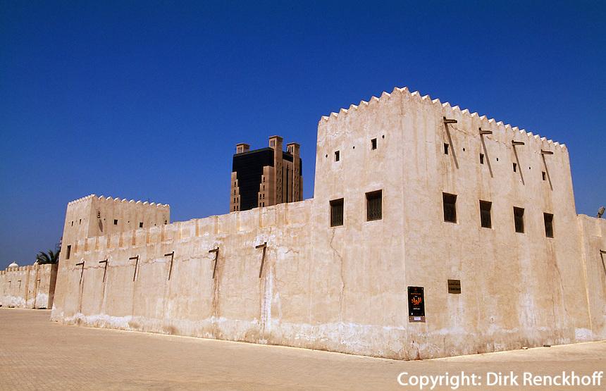 in der Heritage Area, Sharja,  Vereinigte arabische Emirate (VAE, UAE)