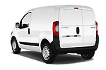 Car pictures of rear three quarter view of a 2017 Citroen Nemo Business 4 Door Car van angular rear
