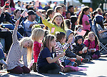 Images from the Nevada Day parade in Carson City, Nev., on Saturday, Oct. 31, 2015. <br /> Photo by Cathleen Allison