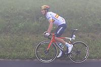 22nd May 2021, Monte Zoncolan, Italy; Giro d'Italia, Tour of Italy, route stage 14, Cittadella to Monte Zoncolan; 46 SANCHEZ Luis Leon ESP