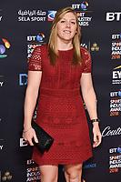 Heather Knight<br /> arriving for the BT Sport Industry Awards 2018 at the Battersea Evolution, London<br /> <br /> ©Ash Knotek  D3399  26/04/2018