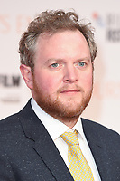 """Miles Jupp<br /> arriving for the London Film Festival 2017 screening of """"Journey's End"""" at the Odeon Leicester Square, London<br /> <br /> <br /> ©Ash Knotek  D3320  06/10/2017"""