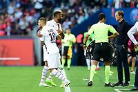 remplacement de Eric Maxim Choupo Moting (PSG)  par Mauro Icardi (PSG)<br /> 14/09/2019<br /> Paris Saint Germain PSG - Strasbourg <br /> Calcio Ligue 1 2019/2020 <br /> Foto JB Autissier Panoramic/insidefoto <br /> ITALY ONLY
