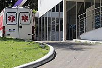 Campinas (SP), 22/03/2021 - Hospital - Movimentação no Hospital Metropolitano na cidade de Campinas, interior de São Paulo, nesta segunda-feira (22).