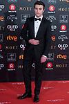 Pol Monen attends red carpet of Goya Cinema Awards 2018 at Madrid Marriott Auditorium in Madrid , Spain. February 03, 2018. (ALTERPHOTOS/Borja B.Hojas)