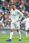 Real Madrid's Cristiano Ronaldo during La Liga match. April 09, 2016. (ALTERPHOTOS/Borja B.Hojas)