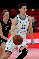11-02-2021: Basketbal: Donar Groningen v Apollo Amsterdam: Groningen  Donar speler Will Moreton