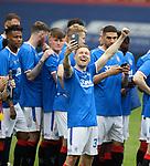15.05.2021 Rangers v Aberdeen: Scott Arfield