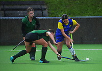 Bay Of Plenty v South Canterbury (15th place playoff). Under-18 Hockey Tournament finals day at National Hockey Stadium in Wellington, New Zealand on Saturday, 17 July 2021. Photo: Dave Lintott / lintottphoto.co.nz https://bwmedia.photoshelter.com/gallery-collection/Under-18-Hockey-Nationals-2021/C0000T49v1kln8qk
