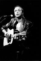 June 10, 1985 File Photo  - Claude Dubois album launch.