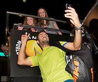 Februari 15, 2015, Netherlands, Rotterdam, Ahoy, ABN AMRO World Tennis Tournament, Jean-Julien Rojer (NED) <br /> Photo: Tennisimages/Henk Koster