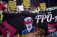 2015/01/30 Wien | Protest gegen FPÖ-Akademikerball