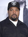 Ice Cube attends The Universal Pictures' STRAIGHT OUTTA COMPTON World Premiere held at The Microsoft Theatre  in Los Angeles, California on August 10,2015                                                                               © 2015 Hollywood Press Agency