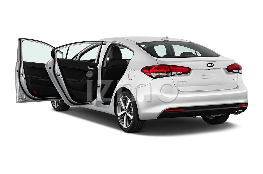 Car images of 2018 KIA Forte EX-AT 4 Door Sedan Doors
