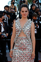 """CANNES, FRANCE - JULY 13: Noemie Merlant at the """"Aline, The Voice Of Love"""" screening during the 74th annual Cannes Film Festival on July 13, 2021 in Cannes, France. <br /> CAP/GOL<br /> ©GOL/Capital Pictures"""
