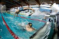 DI GIORGIO Alex Aniene<br /> 4x100 stile libero uomini  staffetta<br /> Stadio del Nuoto Riccione<br /> Campionati Italiani Nazionali Assoluti Nuoto UnipolSai Primaverili Fin <br /> Riccione Italy 06-04-2017<br /> Photo Giorgio Scala/Deepbluemedia/Insidefoto
