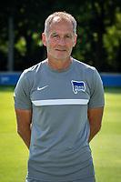 17th August 2020; Berlin, Germany. Hertha Berlin official Bundesliga season portraits, season 2020-21:  Guenter Kern Hertha BSC