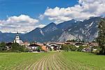 Austria, Tyrol, Innsbruck Holiday Village: Birgitz | Oesterreich, Tirol, Innsbrucks Feriendorf: Birgitz