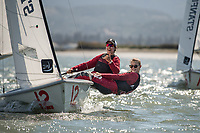 Stanford Sailing Practice, May 5, 2021
