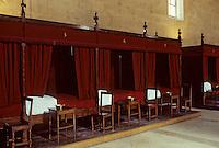 Europe/France/Bourgogne/21/Côte d'Or/Beaune: Les hospices de Beaune - La salle des pauvres