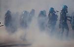Italy - Turin - Dimostrazioni 2014